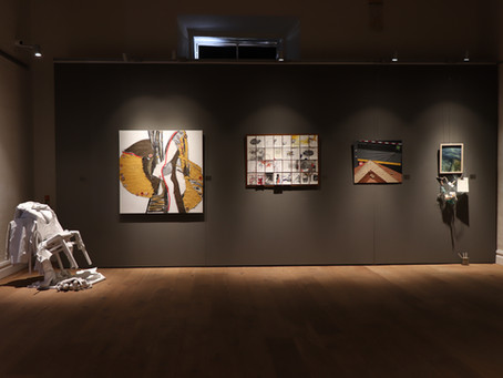 Art lovers flock to see Perception: Postscripts on show now at Malta Society of Arts.