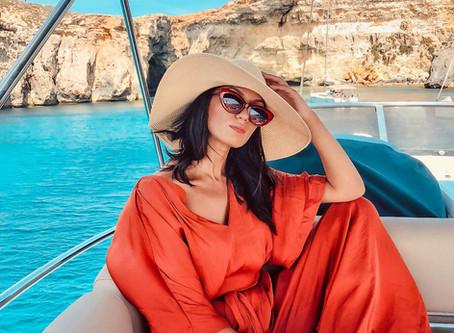 Meet Nena Kay - champion fashion and lifestyle Influencer in Malta