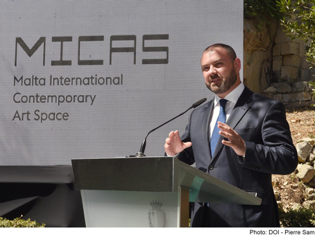 MICAS – a cultural magnet in the Med. - Innovators and Disruptors welcome.
