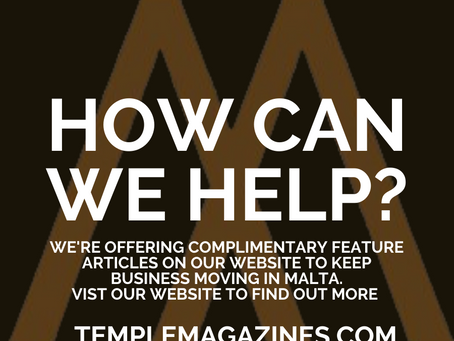 #keep business moving. TEMPLE Magazine offers FREE articles for local businesses on their website