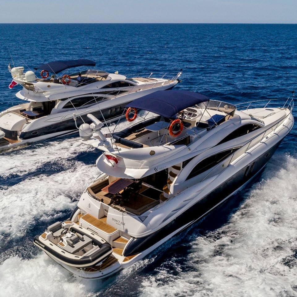 Yacht Charter Malta, TEMPLE Magazines