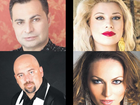 International stars to perform Verdi's masterpiece - Il Trovatore at Teatru Astra.