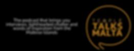 Copy of Copy of TEMPLE TALKS MALTA logo.