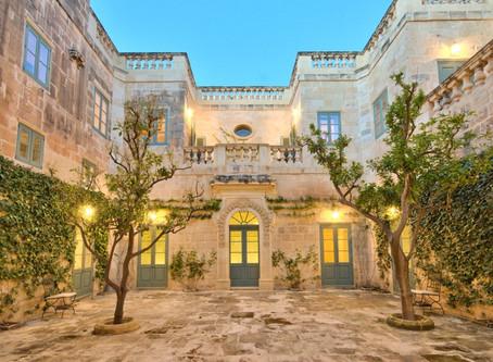 Rare and fully restored 18th Century Palazzo for sale - Naxxar, Malta