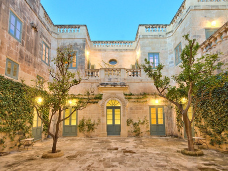 Rare and fully restored 18th Century Palazzo for sale - Naxxar, Malta