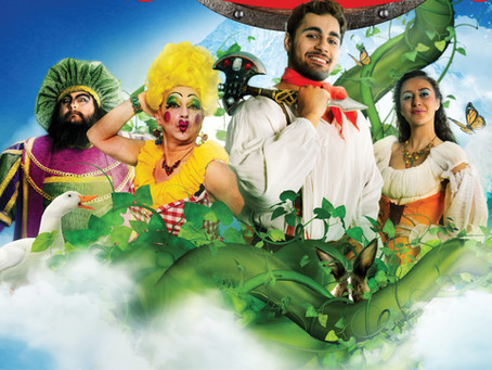 Jack and the Beanstalk - the Christmas Pantomime for 2018 is a huge celebration for the MADC.