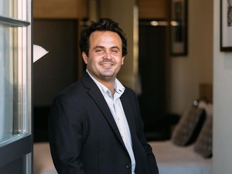 Charming, enthusiastic and hospitality entrepreneur - Meet Dirk Hili