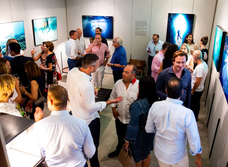 The Rolex Green Room launches first exciting exhibition in Valletta.