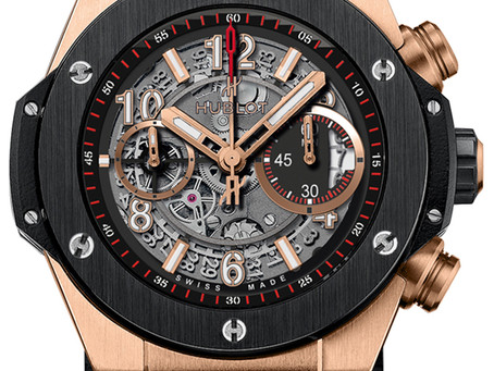 The Big Bang by Hublot - Masters of Time.