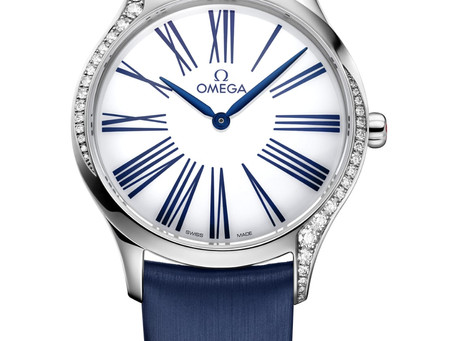Contemporary Inspiration for a New Omega Collection