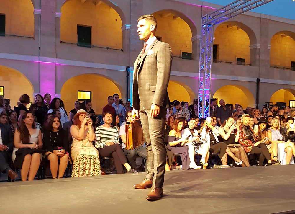 Gagliardi Malta Fashion Week. Temple Magazine