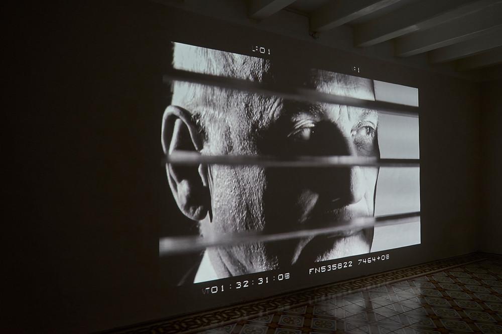 The Undercover Man. Rossella Biscotti. Blitz 2019 ©AlexandraPace