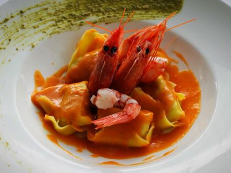 Appreciation for fine food - Mediterranean dining from Ristorante La Vela