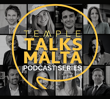 TEMPLE TALKS MALTA PODCAST SERIES