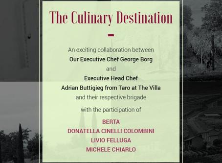 A true gastronomic experience at Vini e Capricci by Abraham's, Gozo