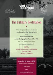 343b94e3 A true gastronomic experience at Vini e Capricci by Abraham's, Gozo