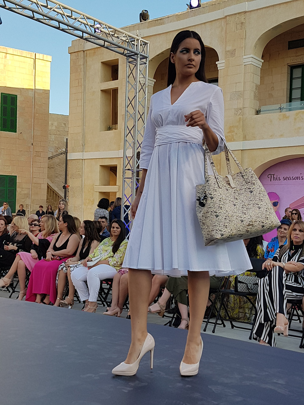 Malta Fashion Week. Temple Magazine