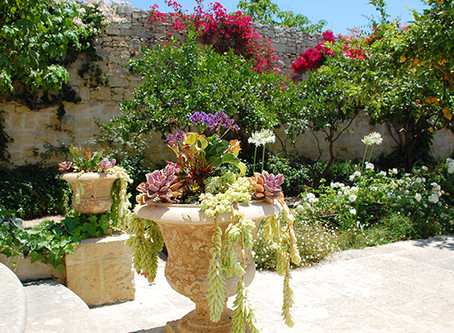 Magical outdoor spaces year round