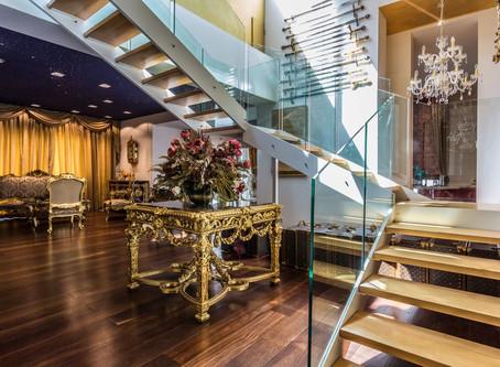 Majestic and magnificent - two floor super-luxury apartment, Malta.