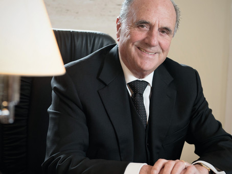 The man behind the International hotel brand - The Corinthia Group