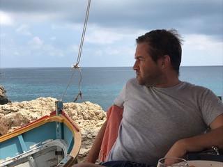 Pippa Mattei and husband John