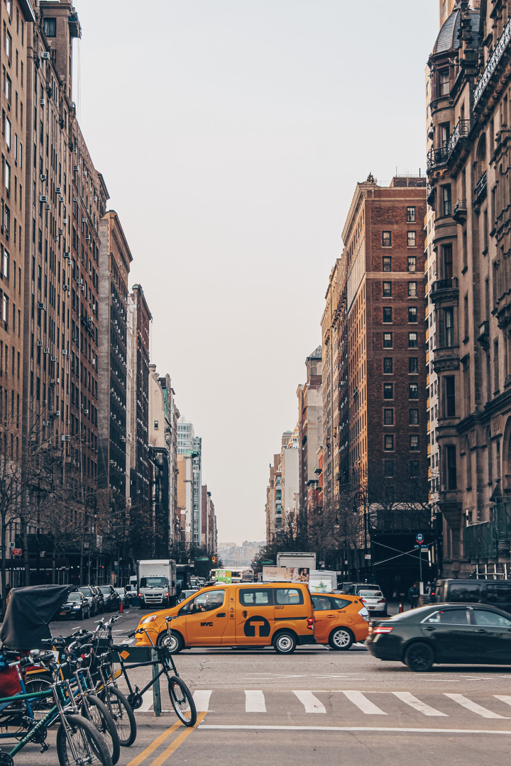 New York - Yellow Cab