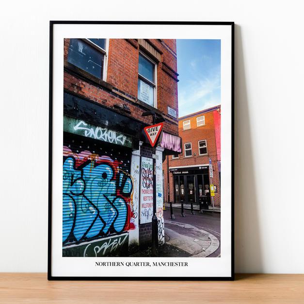 Northern Quarter Print