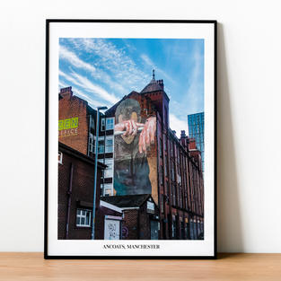 Ancoats Manchester Print