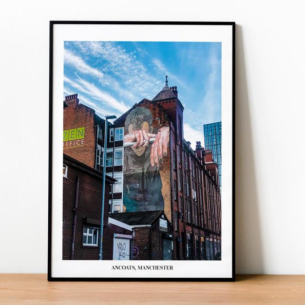 Ancoats Manchester Print