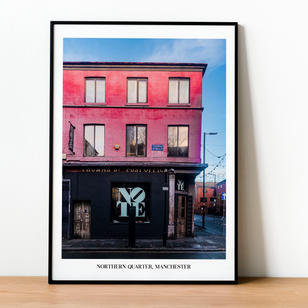 Northern Quarter Print
