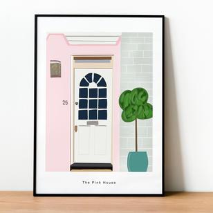Custom House Illustration