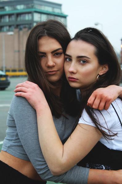 Charlotte and Nina