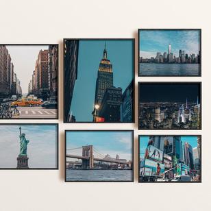 NYC x8 Prints
