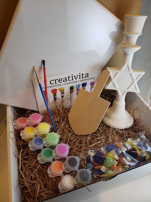 Hanukah Art Kit