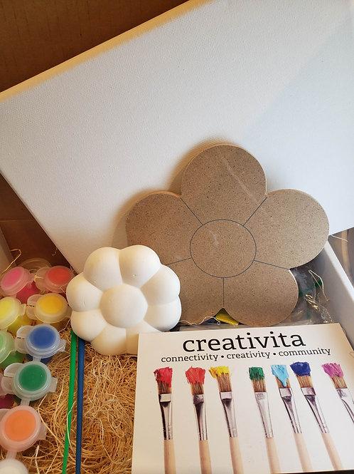 Flower Art Kit