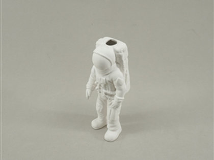 Out of this World Spaceman Vase