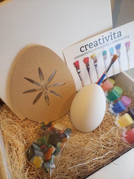 Decorative Egg Art Kit