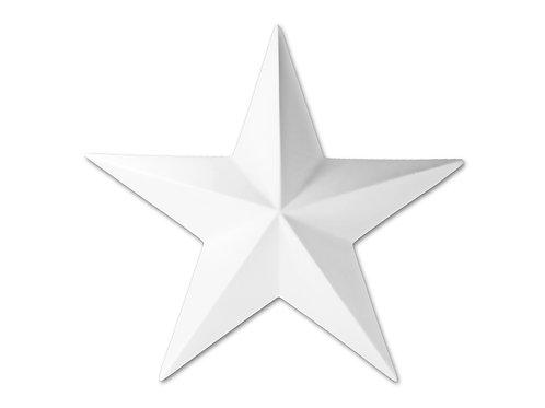 "12"" Star Plaque"