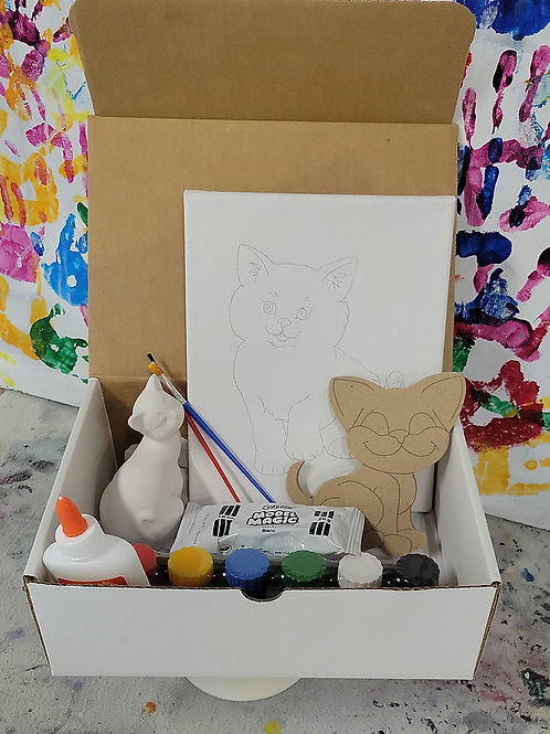 Creativity Art Boxes for Kids