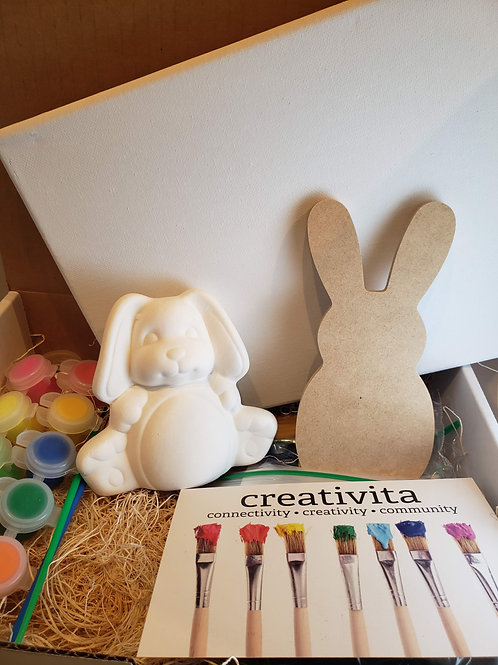 Baxter Bunny Art Kit