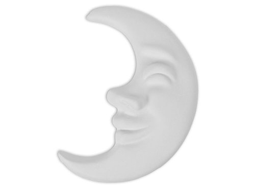 Moon Hanging Plaque