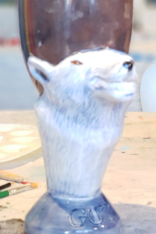 Game of Thrones Wolf Goblet
