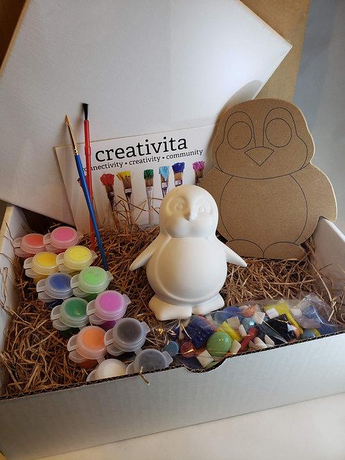 Penguin Art Kit