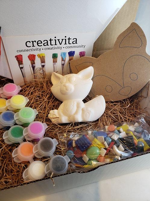 Felix the Fox Art Kit