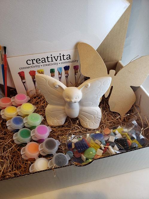 Belle the Butterfly Art Kit
