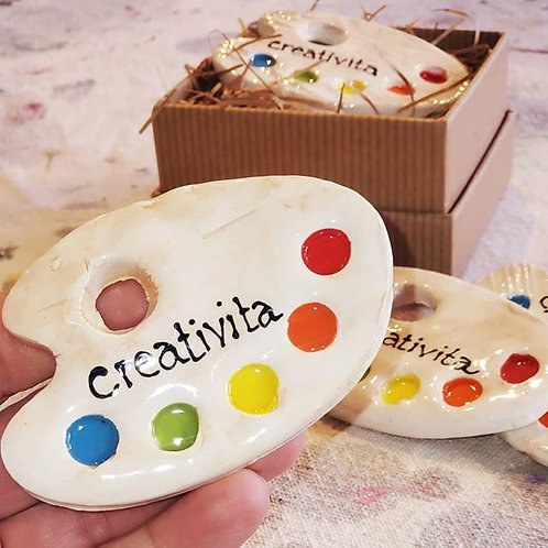 Clay Palette Gift Certificates