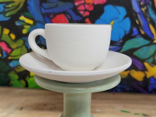 Tiny Tea Cup and Saucer