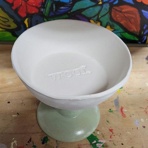 Handgrown Dog Bowl