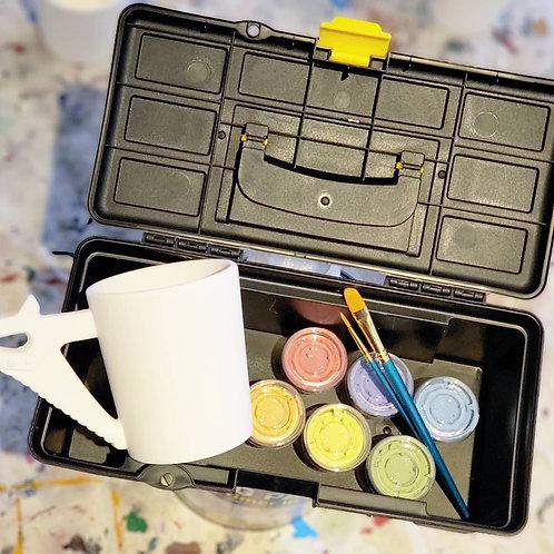 Toolbox Mug Art Kit