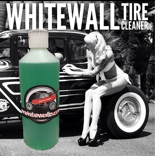 The Best Whitewall Tyre Cleaner